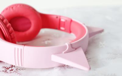 Für Musik oder Hörbücher – Süße Accessoires für Kinder!