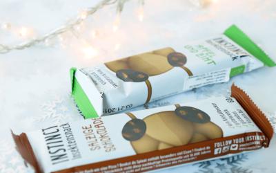 Starte das Jahr mit gesunden Snacks aus der Biobox Food & Drink Januar 2019!