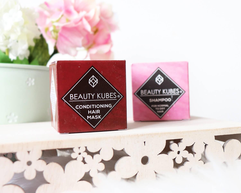 Festes Shampoo - Beauty Kubes von Blanda Beauty