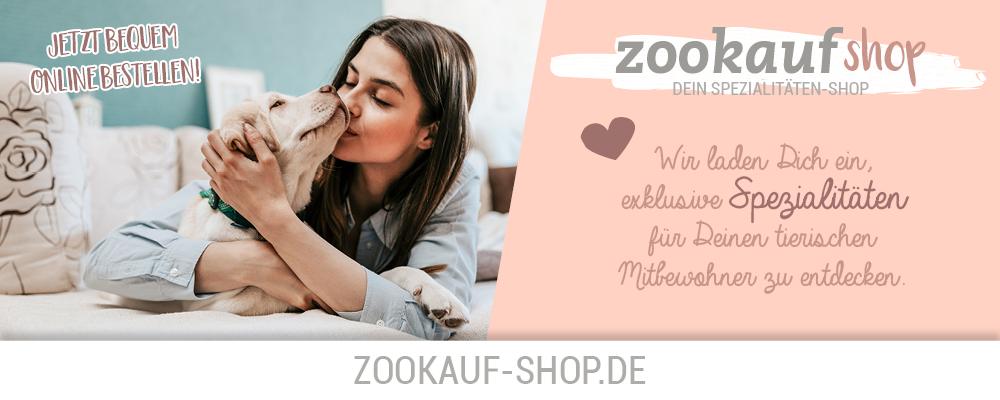 zookauf-shop.de - Futter und Tierbedarf