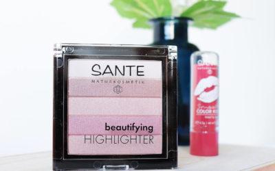 Dein Date mit dem Frühling! Limitierte Beauty Box 2019 von SANTE Naturkosmetik