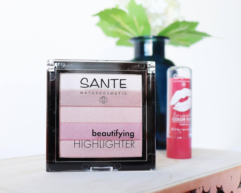 Sante Naturkosmetik Beauty Box