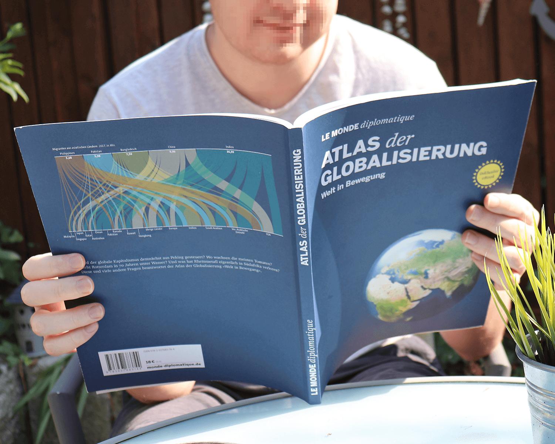 Atlas der Globalisierung von Le Monde diplomatique