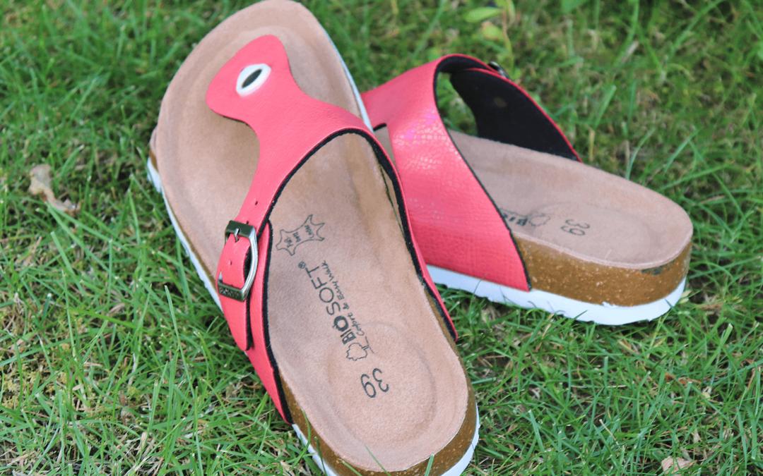Nachhaltige und bequeme Schuhe von BIOSOFT für den Sommer!