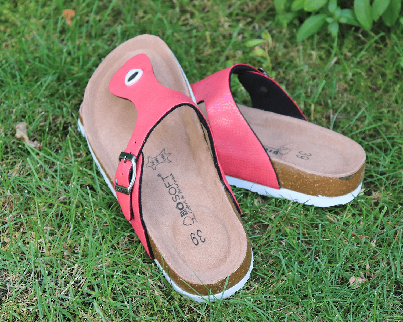 Nachhaltige Schuhe von BIOSOFT