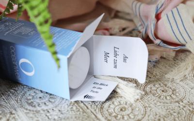 Naturkosmetik mit Algen! Fairybox August 2019 sorgt für Sommerfeeling!