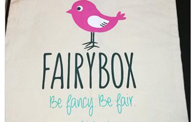 Inhalt der Fairybox Februar 2017
