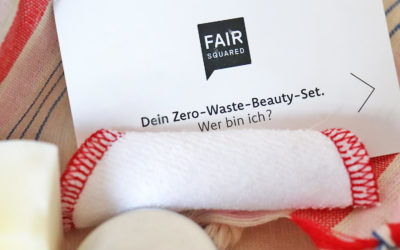Plastikfreies Badezimmer dank der Fairybox September 2019!
