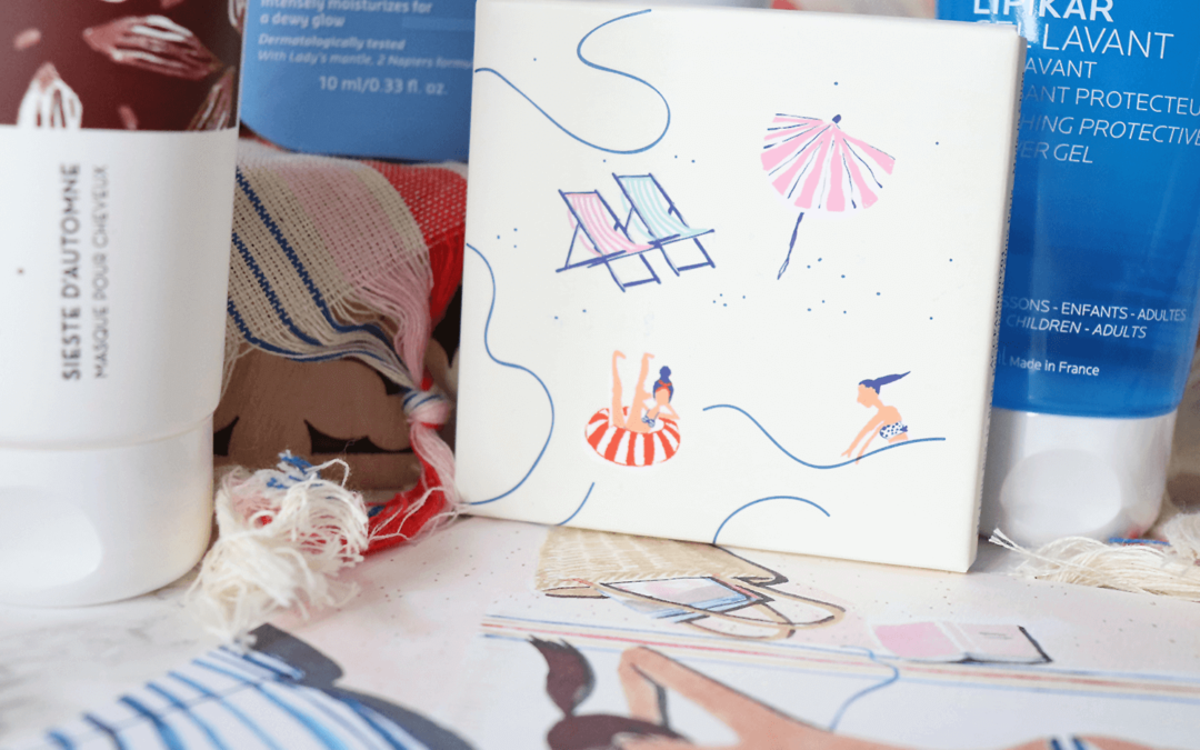 Die My Little Box Juli 2019 ist perfekt für den Strand!
