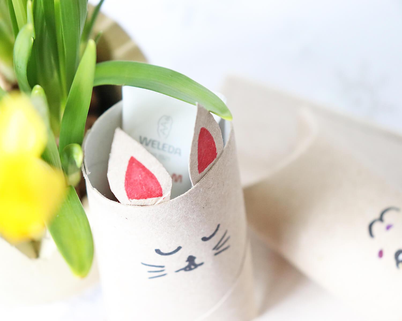 DIY Osterhasen Geschenkboxen