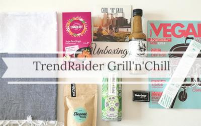 Nachhaltigkeit in einer Box: TrendRaider Trendbox Grill'n'Chill