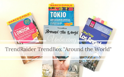 Nachhaltigkeit in einer Box: TrendRaider Trendbox Around the World