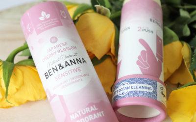 Schluss mit Aluminium! Natürliches Deo als Lösung / Vegan Beauty Basket Mai 2019