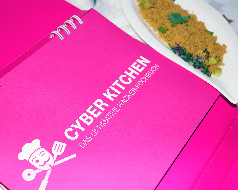Cyber Kitchen Hacker-Kochbuch - Deutsche Telekom