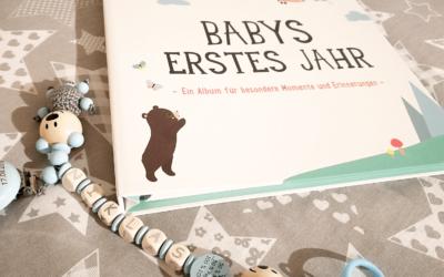 Eine unvergessliche Zeit: Die ersten 12 Monate mit dem Baby!