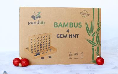 Nachhaltige Spiele aus Bambus für die gesamte Familie!