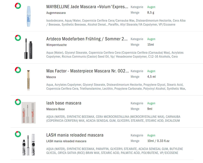 Dank CodeCheck entlarvst du Mikroplastik und co. in Beauty Produkten!