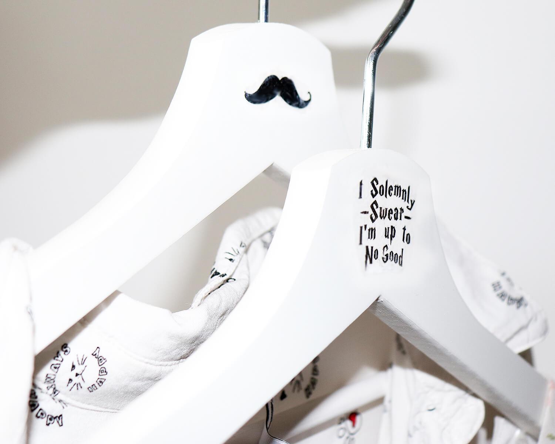 DIY Kleiderbügel