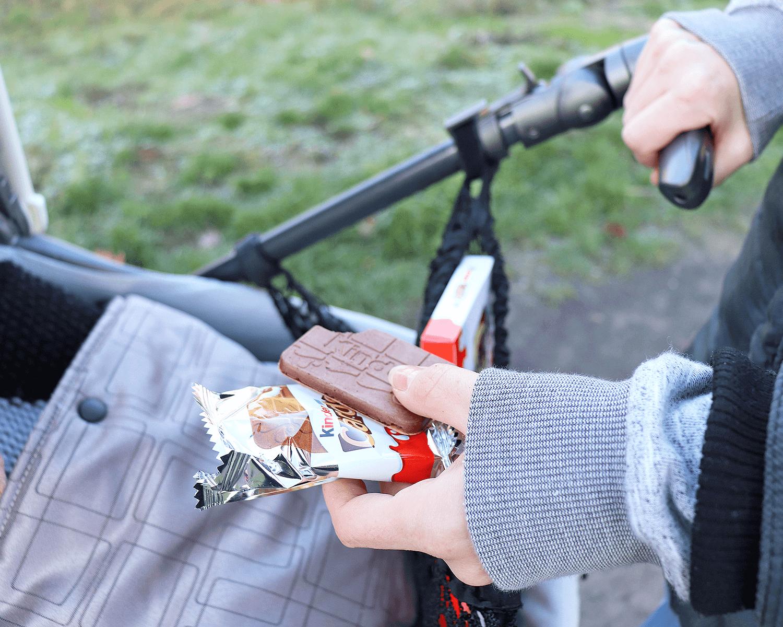 kinder Cards - Leckere Snacks für lange Spaziergänge