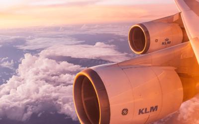 Shoppen in Paris oder Tokyo! Entdecke die Welt mit der Airline KLM!