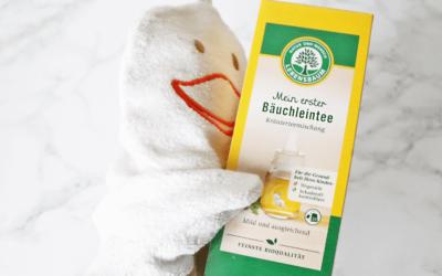 Badezeit für die Kleinen! Süßes Waschhandschuh-Set von Lebensbaum