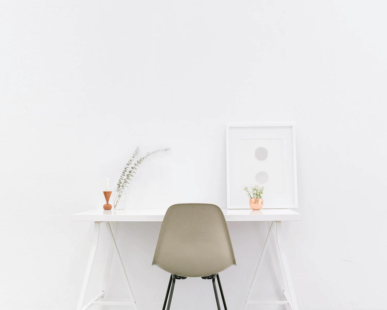 7 Tipps für einen minimalistischen Haushalt!
