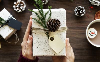 5 Tipps um Geschenke nachhaltig zu verpacken und zu dekorieren!