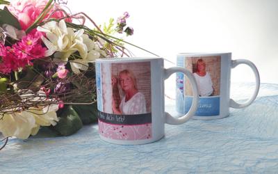 Tolle Geschenkideen zum Muttertag mit smartphoto