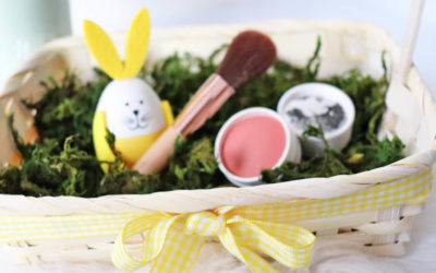 Vegane Kosmetik für das Osterkörbchen! / Vegan Beauty Basket März 2019