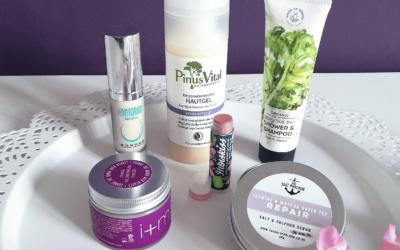 Meine vegane Kosmetik für den heißen Sommer! / Vegan Beauty Basket Juli 2018