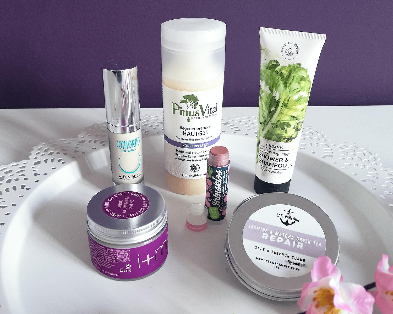 Vegan Beauty Basket Juli 2018