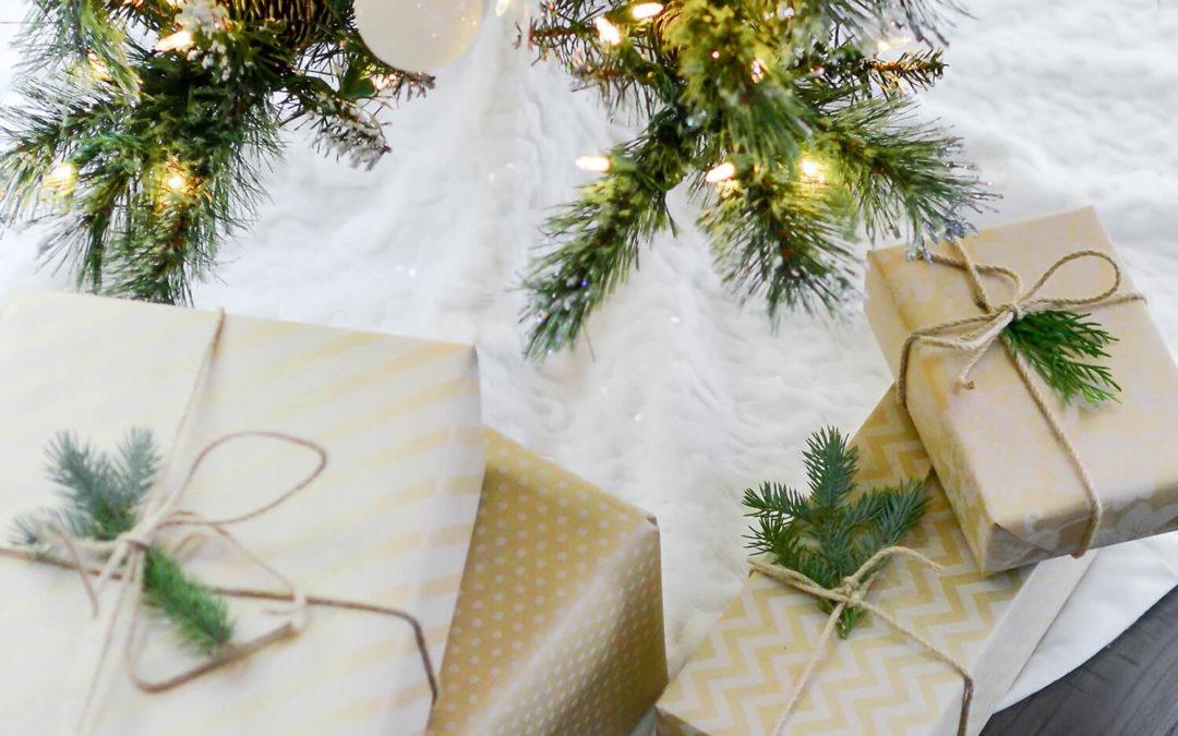 5 Tipps für ein nachhaltiges Weihnachten!