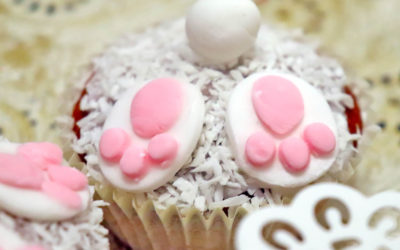 Leckere Hasenmuffins für das Osterfest!