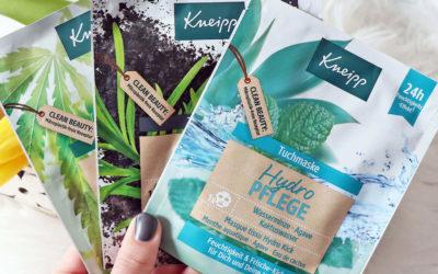 Entspannung Pur: Recycelbare Tuchmasken aus 100 % natürlichen Fleece!