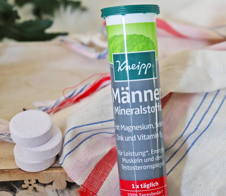 Kneipp Produkte für Männer