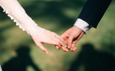 7 Tipps für eine nachhaltige Hochzeit!