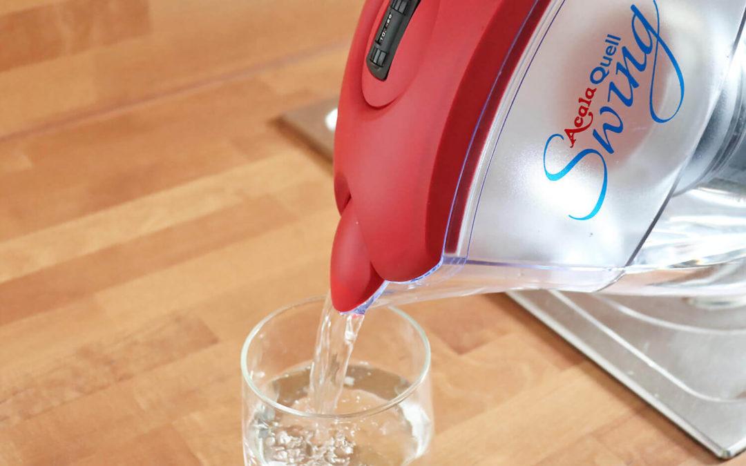 Wird das Leitungswasser durch den Wasserfilter besser? Acala Wasserfilter im Test!