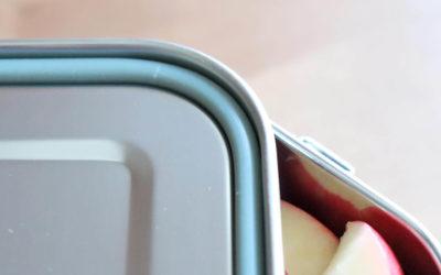 Nachhaltige Geschenke zur Einschulung! Edelstahl Brotdose und Co.!