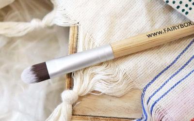 Wie erkenne ich nachhaltige Pinsel für mein Make-Up? / Fairybox September 2020