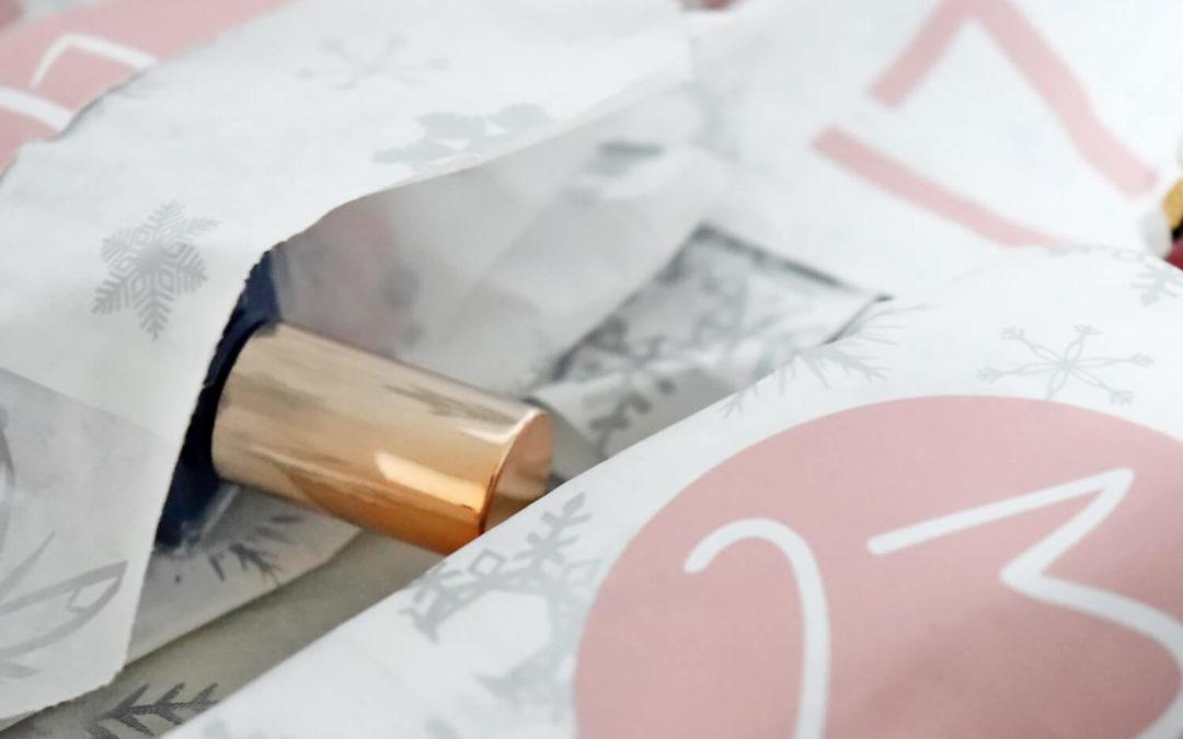 Schöne Nägel mit dem Herzlack Adventskalender 2020!