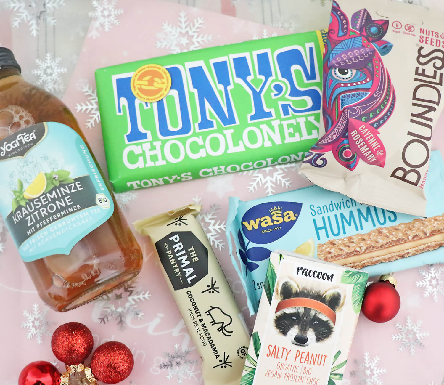 Vegan Box Food Adventskalender 2020