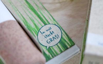 Mission plastikfrei: Kneipp setzt auf Paper Blend & Gras statt Kunststoff!