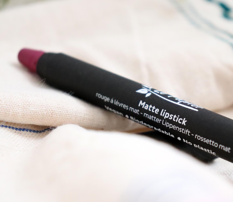 Lippenstift aus Papier - TrendRaider TrendBox Februar 2021