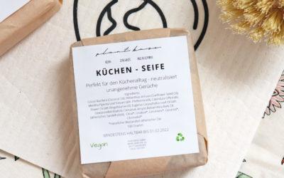 5 Tipps für eine Zero Waste Küche! / Nachhaltigkeit mit PlantBase