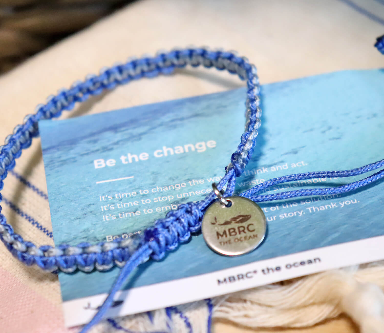 Plastikfreier Ozean dank MBRC - TrendRaider Trendbox Juni 2021