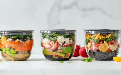 Essen einfrieren ohne Plastik: 4 Möglichkeiten